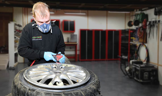 alloy wheel doctor
