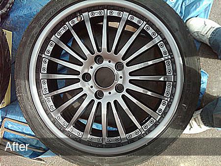 Alloy Wheel Corrosion