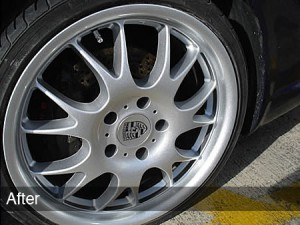 alloy wheel repair